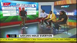 Why Wolves were able to hold Everton | KTN News Scoreline