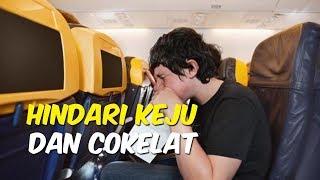 5 Cara Menghindari Sakit Kepala saat Naik Pesawat, Jangan Makan Cokelat Sebelum Terbang