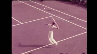 Tennis Match--Ira Gershwin--Home Movies