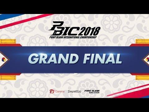 Point Blank International Championship 2018 Day 1 (видео)