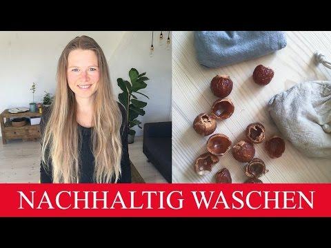 NACHHALTIG WASCHEN  |  SAUBER & GUEœNSTIG