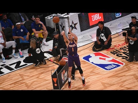 Devin Booker's Record Breaking 3-Point Performance Heard Around the World