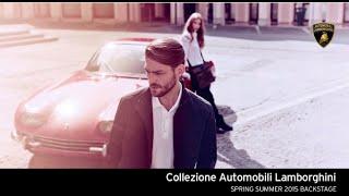 preview picture of video 'Collezione Automobili Lamborghini Spring Summer 2015 - Backstage'