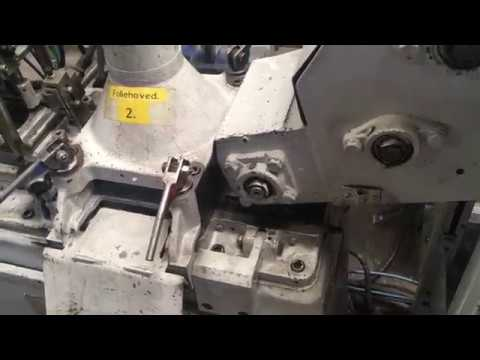 Video -  Penny lever cover (RLF) production line DL17