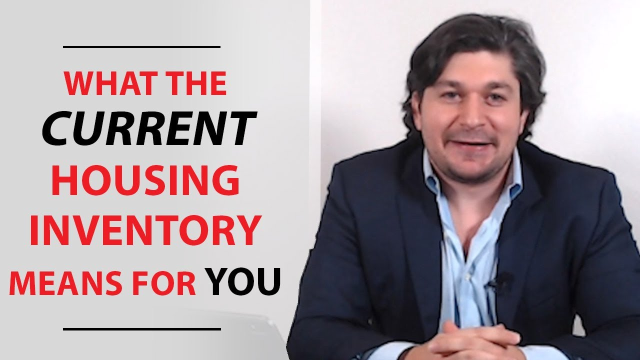 What Should You Know About Housing Inventory?