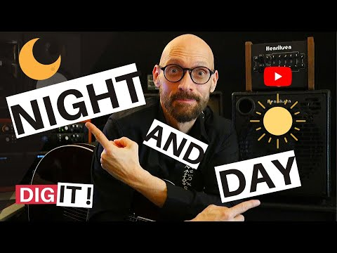 Check out this lesson on Night and Day and.....