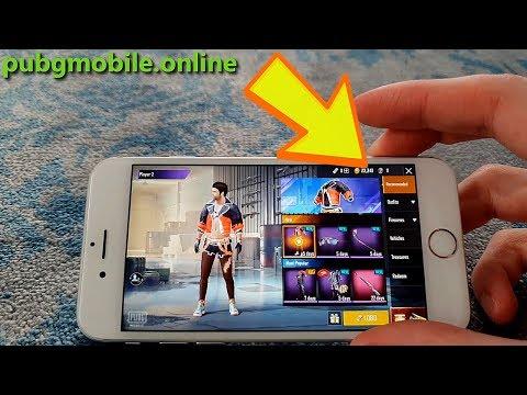 Free Uc In Pubg Mobile Ios - Hack Pubg Mobile Ios 12