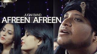 Afreen Afreen Cover | Jugni Sufi Rock Band Delhi | Rohit Bhatt | Nusrat Fateh Ali Khan Songs