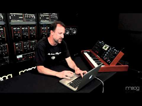 Google's Rad Synth Doodle Explained By Moog Music Chief Engineer