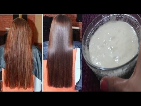 Magandang hair mask recipe
