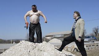 Bosanska seljačina na poslu