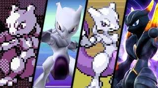 Download Youtube: Evolution of Mewtwo Battles (1996 - 2017)