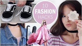 10 Fashion Hacks yang Membuat Penampilan Lebih Stylish