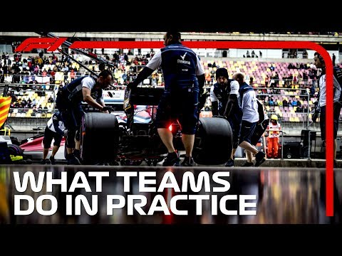 F1 Explained: What Happens in Practice Sessions?