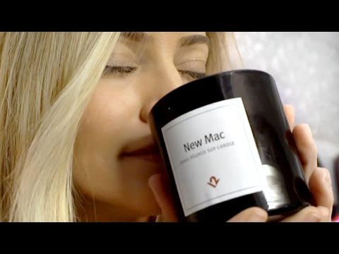 New Mac Scented Candle Smell Test!