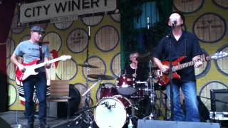 """Television Light"" Marshall Crenshaw @ The City Winery 8-14-2012"
