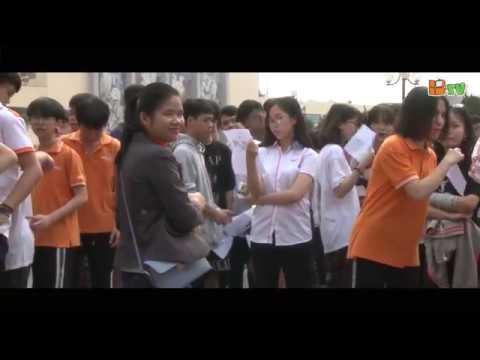 Giờ học vật lí tại thủy điện Hòa Bình - THCS-THPT quốc tế Thăng Long