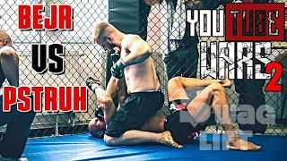 Psychopat Bejr VS Pstruh - MMA Fight - Youtube Wars #2