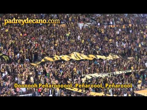 """""""Tema nuevo de Peñarol - Clarobscuro de La Vela Puerca"""" Barra: Barra Amsterdam • Club: Peñarol"""