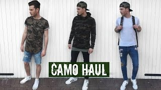 How To Style Camo #ad - Mens Fashion Summer Outfits 2018