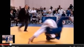 Travis Stevens Ippon Seoi nage entry analysis by Beyond Grappling