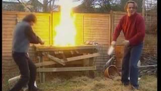 Men Behaving Badly Barbeque