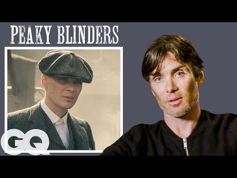 Cillian Murphy Breaks Down His Most Iconic CharactersGQ