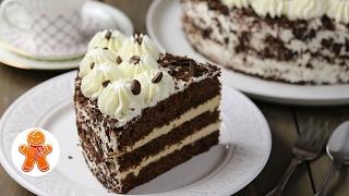 """Торт """"Мечта"""" (Финский) Легкий Нежный и без Муки ✧ Gluten-free Cake """"Dream"""" (English Subtitles)"""