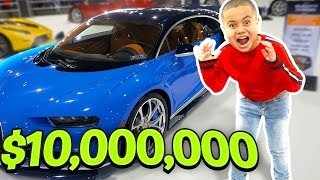FAKE LOTTERY TICKET PRANK ON LITTLE BROTHER!!! **HE THOUGHT HE WON 10 MILLION DOLLARS LOL**