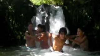 preview picture of video 'Dans le Larricq Aout 2008'