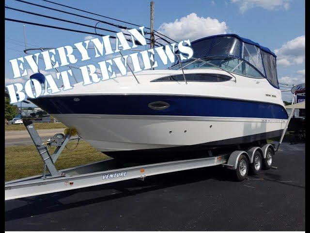 Everyman Boat Reviews - Bayliner 275
