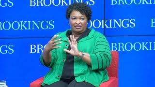 Stacey Abrams On 3 Ways Votes are Suppressed