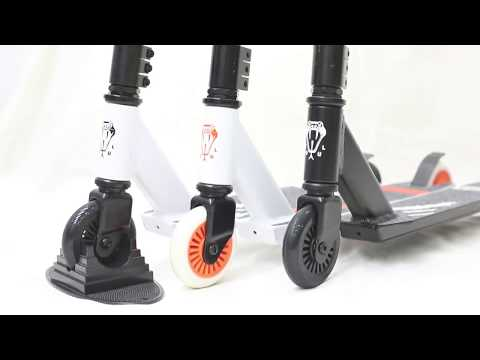vokul S2 scooter product video