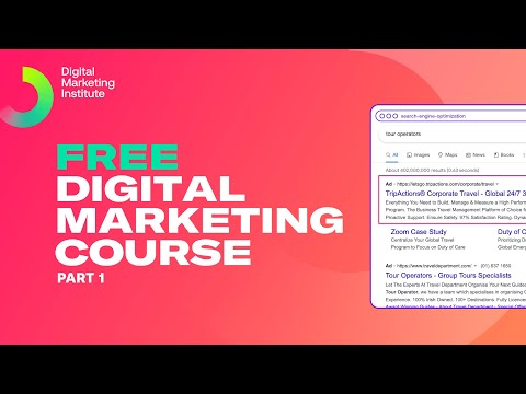 Free Digital Marketing Course Part 1 | Digital Marketing Tutorials ...