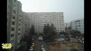 Вольск. Молния ударила рядом с домом