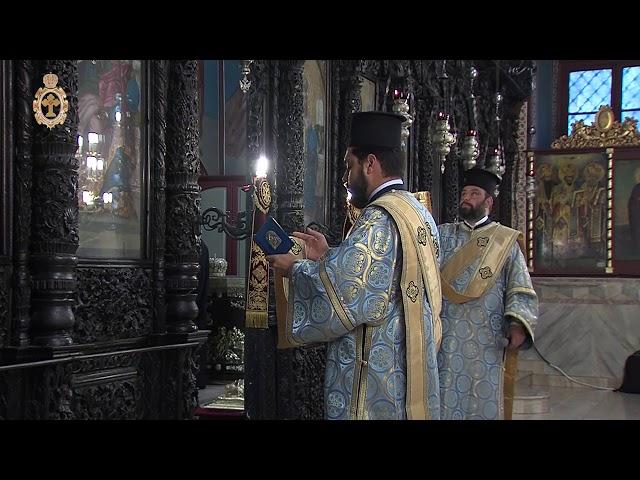 """4 август 2020 г. - Молебен канон към Пресвета Богородица, храм """"Св. вмчца Марина"""", град Пловдив"""