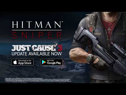 Hitman Sniper X Just Cause 3 Update
