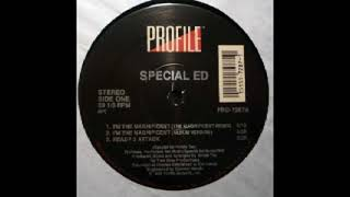 (Old School Music) Special Ed - I'm The Magnificent