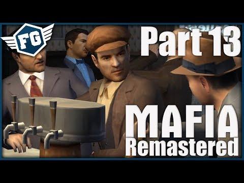 Mafia: Remastered #13 - Peníze Na Nákup Pizzerie