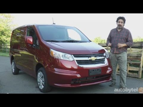 2015 Chevrolet City Express Video Review