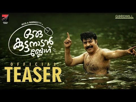 Oru Kuttanadan Blog Official Teaser
