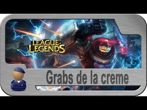 League of Legends: Riot Blitzcrank - Grabs de la creme