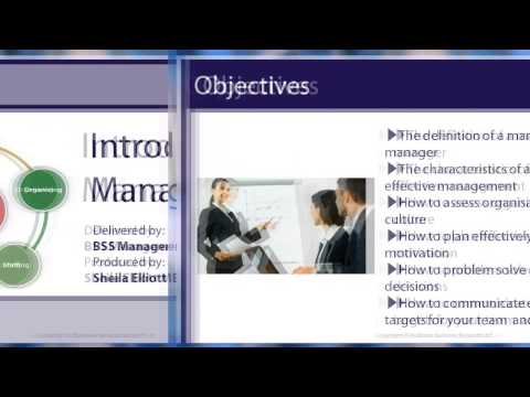 Online Training - Business Management Course Online ... - YouTube