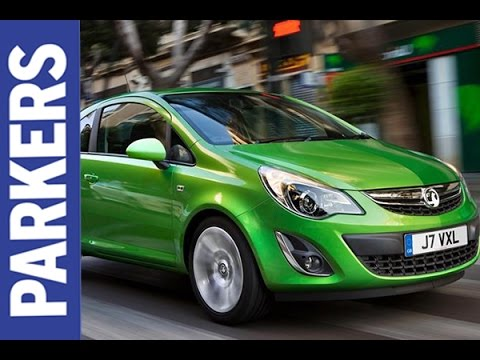 Vauxhall Corsa Hatchback Review Video