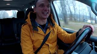 Toyota Land Cruiser 200 Тест-драйв. Игорь Бурцев.
