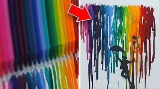 12 DIY Crayon Crafts And Accessories