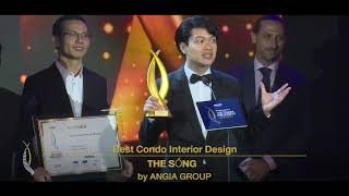 BLOCKREAL - ANGIA INVESTMENT PROPERTYGURU VIETNAM AWARD 2019   BEST CONDO INTERIOR DESIGN