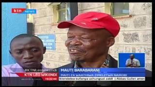 KTNLeo: Miili ya waathiriwa wa ajali ya Naivasha yahifadhiwa Chiromo