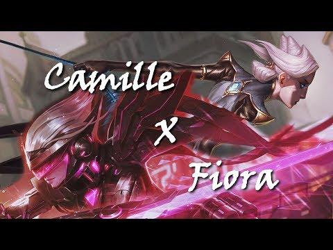 NeveResTillThEnd - Camille×Fiora MiniMontage