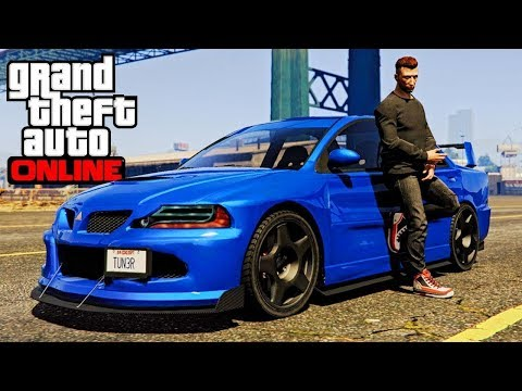 Grand Theft Auto V Walkthrough - GTA 5 ONLINE NEW ENTITY XXR DLC CAR